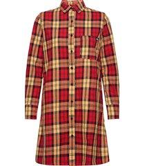 new iberia dress dresses everyday dresses röd dickies