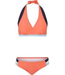 bikini all''americana (set 2 pezzi) (arancione) - bpc bonprix collection