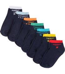 korta sockor (7-pack)