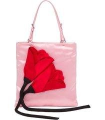 prada prada blossom handbag - pink