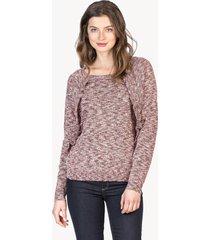 lilla p long sleeve ruffle pullover