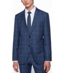 boss men's regular-fit suit