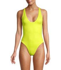 bond-eye women's viva one-piece swimsuit - ibiza - size m
