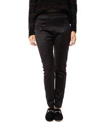 pantalón negro asterisco soriano