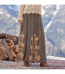 adorabella maxi skirt