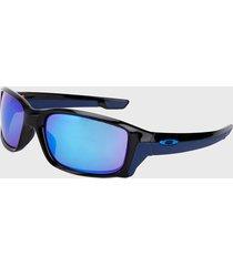 gafas negras-azules oakley