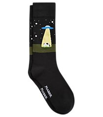 jos. a. bank ufo mid-calf socks, one-pair clearance