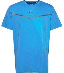 train thermo r+ bnd short sleeve tee t-shirts short-sleeved blå puma