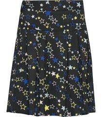 love moschino skirt knälång kjol svart love moschino
