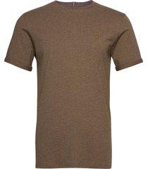 nørregaard t-shirt t-shirts short-sleeved brun les deux