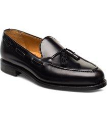 alcazar shoes business loafers svart sebago