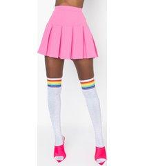 akira say less mini skirt