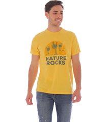 camiseta para hombre desert 100352-00