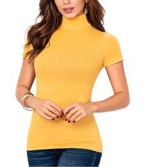 blusa clio amarillo croydon