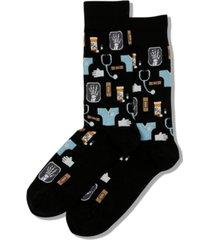 hot sox men's medical crew socks
