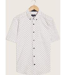 camisa blanco-negro patprimo