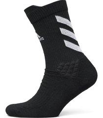 alphaskin crew socks underwear socks regular socks svart adidas performance