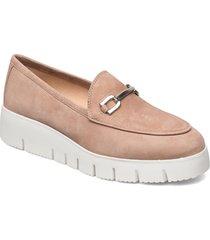 famo_21_ks loafers låga skor beige unisa