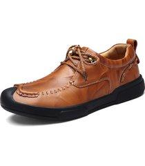 casual scarpe sportivo con cucito a mano anti-collisione