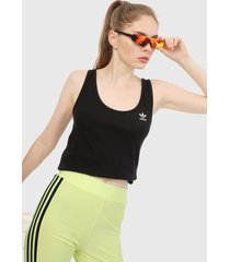 esqueleto negro-blanco adidas originals tank top