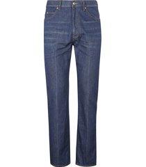 gucci classic denim jeans