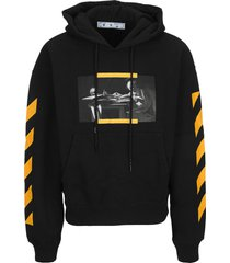 off-white off white caravaggio painting hoodie
