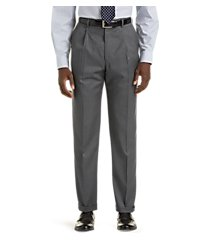 signature collection traditional fit men's suit separates pants by jos. a. bank