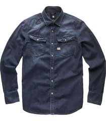 3301 slim shirt l\s