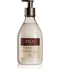 polpa desodorante hidratante corporal castanha ekos - 400ml