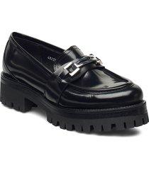 iggy loafers låga skor svart nude of scandinavia