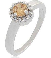 anel viva jolie morganita florzinha