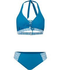 bikini all''americana (set 2 pezzi) (petrolio) - bpc bonprix collection