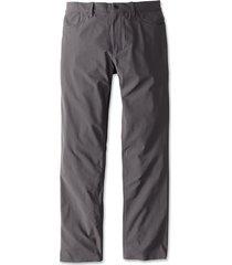 latitude travel pants, granite, 42, inseam: 34 inch