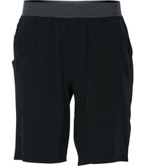 prana men's super mojo shorts 2.0 - black x-large cotton