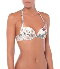 emporio armani bikini tops