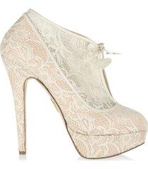 charlotte olympia booties
