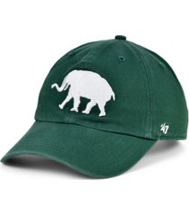 '47 brand oakland athletics on-field replica clean up cap