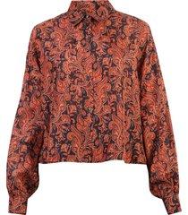 trussardi printed shirt