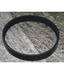 **new replacement rubber belt** central machinery 12 inch planer