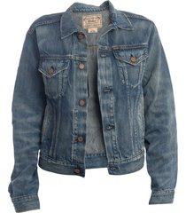 ralph lauren trucker jacket