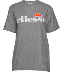 el albany t-shirts & tops short-sleeved grå ellesse