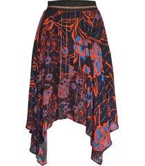 fal itaca knälång kjol multi/mönstrad desigual