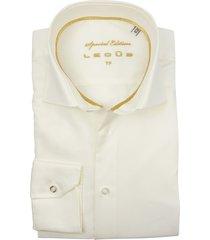 ledub mouwlengte 7 overhemd antiek wit