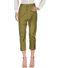 golden goose deluxe brand cropped pants
