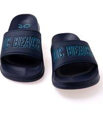 sandalia azul  offcorss