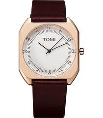 moda elegante ultra sottile quadrante bussiness minimalista orologi di lusso mens orologi regalo per le donne