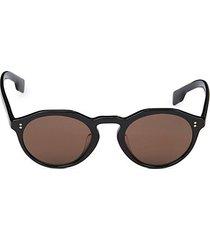 50mm oval sunglasses