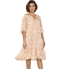 jurk chintz dress