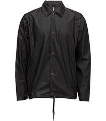 coach jacket regenkleding zwart rains