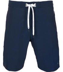 traje de baño tommy cb logo azul tommy hilfiger